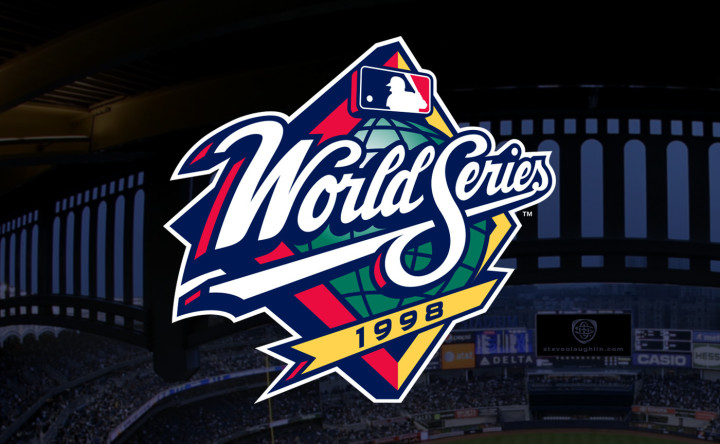 World Series Identity and Theme Art, 1998, 1999