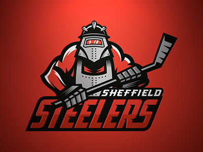 Sheffield Steelers Concept by Tortoiseshell Black