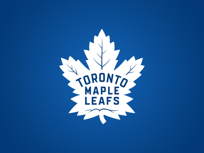 Toronto Maple Leafs Logo by Andrew Sterlachini