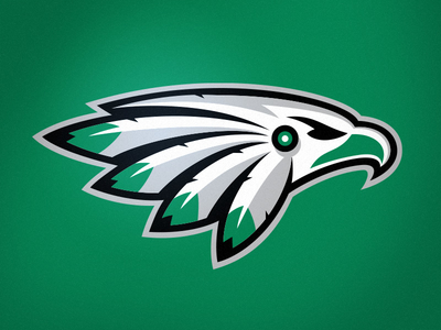 UND Fighting Hawks Concept by Dane Storrusten