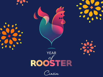Year of Rooster - by Cincin by Tommy.L