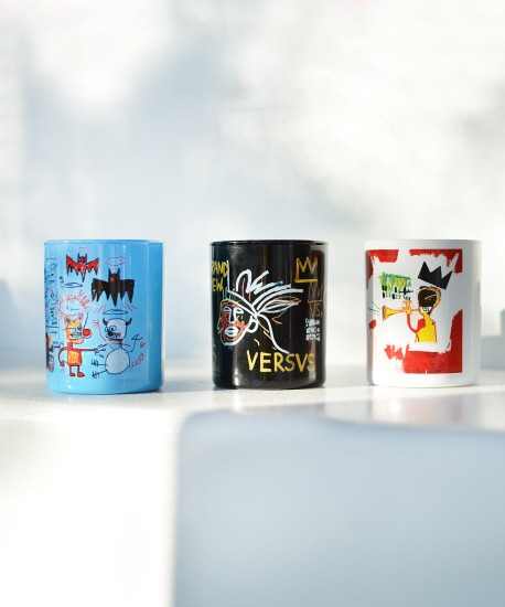 Basquiat Candles