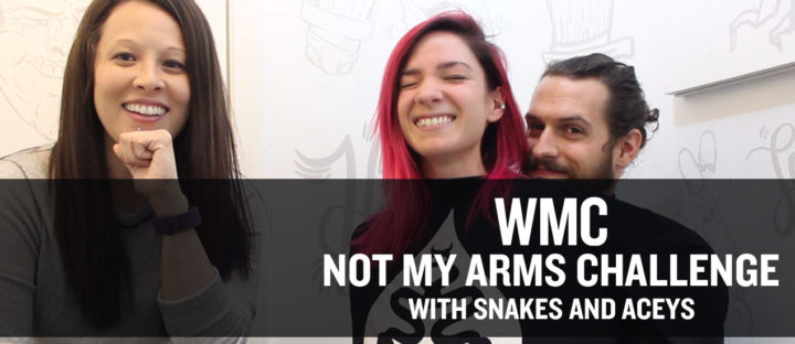 Snakes and Aceys