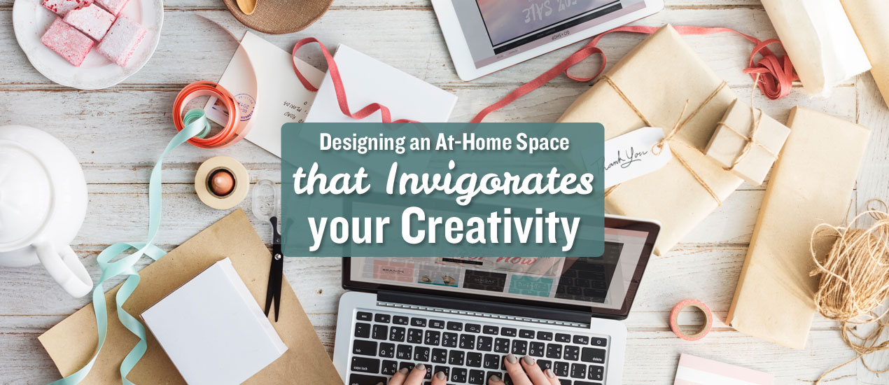 Tips for Designing a Creative Space