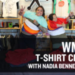 WMC Fest Video: T-Shirt Challenge with Nadia from Jakprints