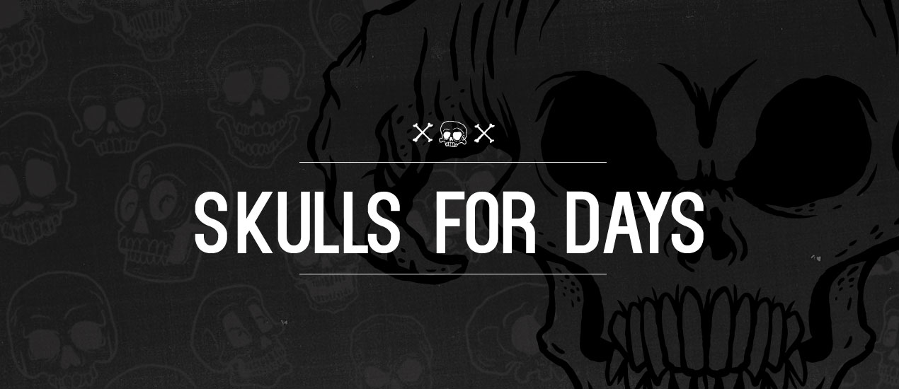 Free Skull Vector Download