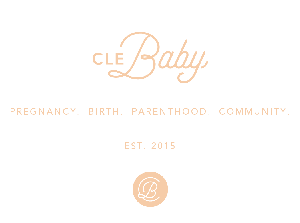 CLEBaby_Logo Large_Signature-Gold
