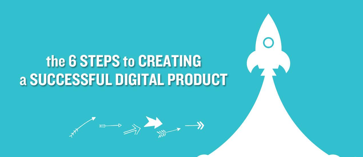 digital product development process