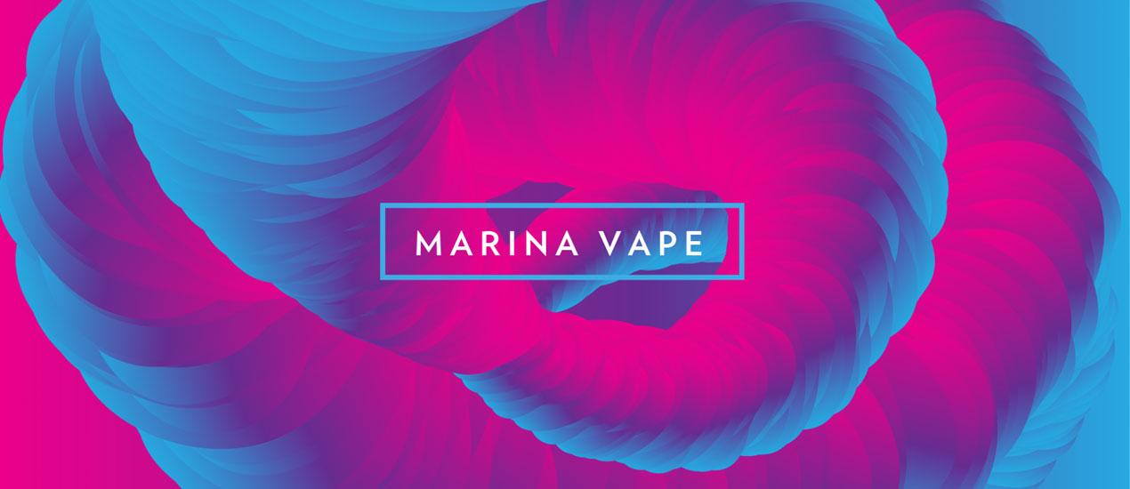 Product Line Branding for Marina Vape