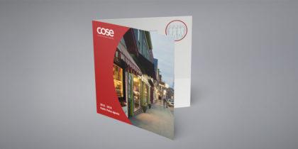 Print Design Piece - COSE PPA