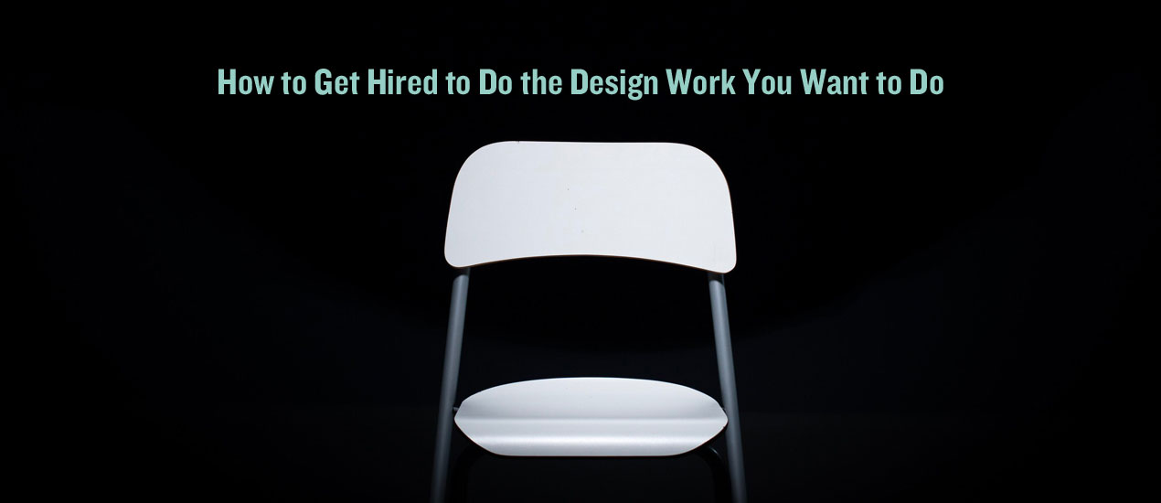 how to get hired as a graphic designer