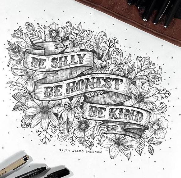 Hand Lettering Artists to Follow on Instagram