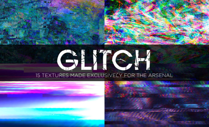 How to Make TV Glitch Textures in Adobe Photoshop
