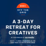 Our Top Reasons to Attend WMC: Off-The-Grid — October 5–7th, 2018