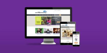 Center for Arts-Inspired Learning Non-Profit Website Design