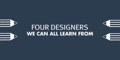 Inspiring Graphic Designers 2019