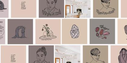 Inspirational Illustrators on Instagram