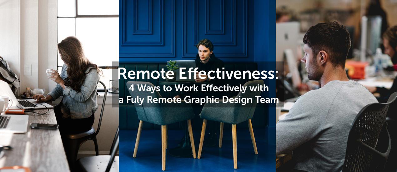 Remote Graphic Design Team Management