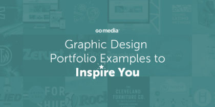 graphic design portfolio examples