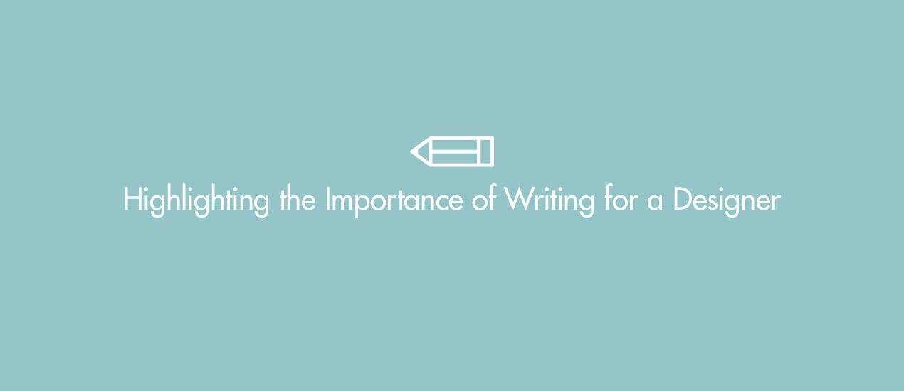 Writing and Graphic Design Hero